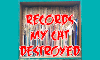 Records My Cat Destroyed
