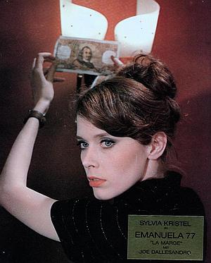 Sylvia Kristel in La Marge.