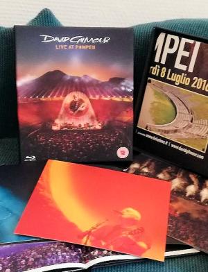 David Gilmour - Live At Pompeii.