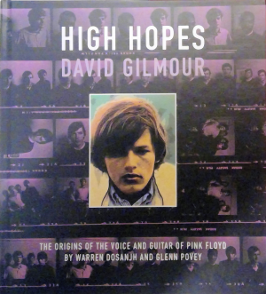 Young David Gilmour biography.