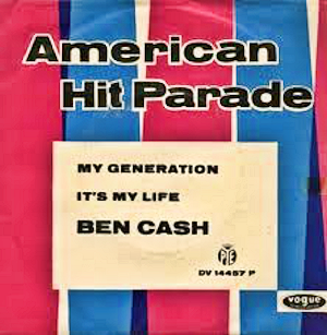 Ben Cash, My Generation