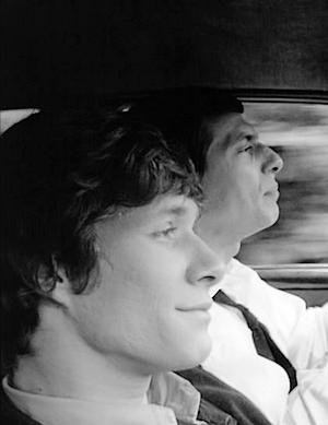 Paul Jones and Tom Kempinski, The Committee.