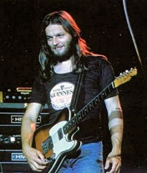 David 'Guinness' Gilmour