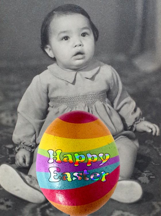 Iggy Rose, Happy Easter