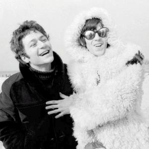 David Schneiderman and Keith Richards