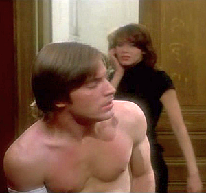 Joe Dallesandro in La Marge.