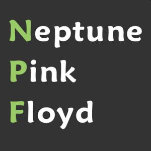 Neptune Pink Floyd