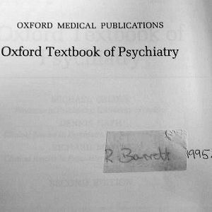 Barrett's Psychiatry Textbook
