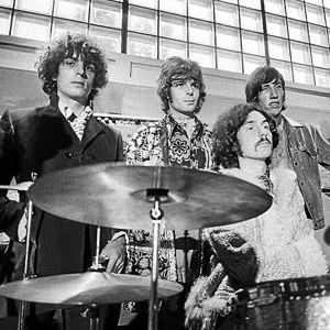 Pink Floyd at Gyllene Cirkeln, 1967.