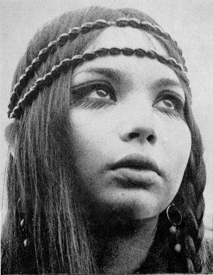 Iggy Pocahontas Rose