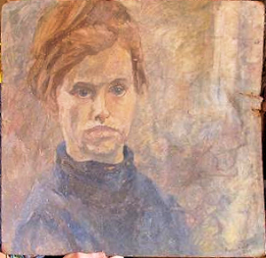 Portrait of a Girl (1964)