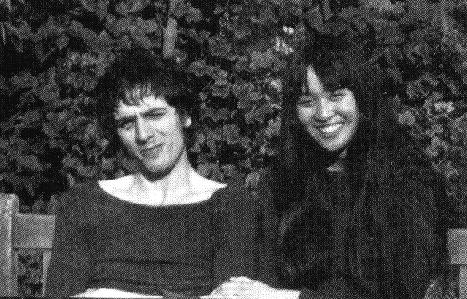 Syd Barrett and Sheila Rock.