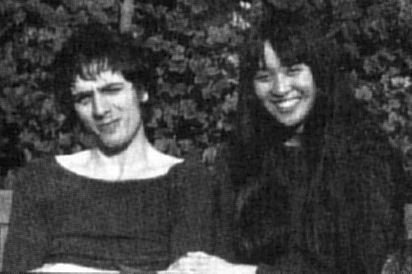 Syd Barrett and Sheila Rock