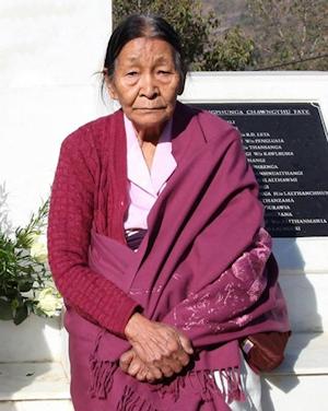 Aunt Chawngmawii