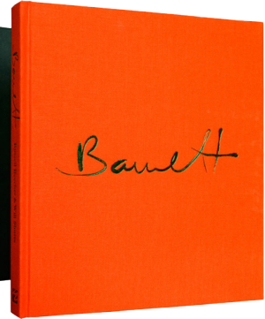 Barrett, the book