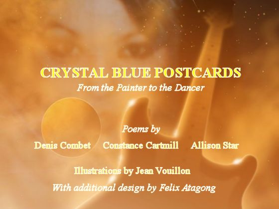 Crystal Blue Postcards, Denis Combet.