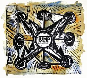 Jumpstart (cover: Ian Barrett)