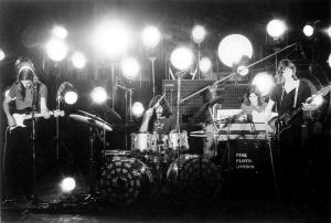 Pink Floyd, Paris not Pompeii.