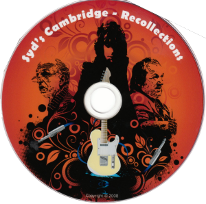 Syd's Cambridge DVD2