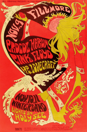 Concert Poster 1967