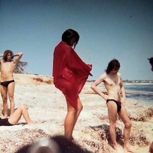 Syd @ Formentera. Picture: Iain Emo Moore.
