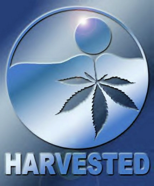 Harvested logo