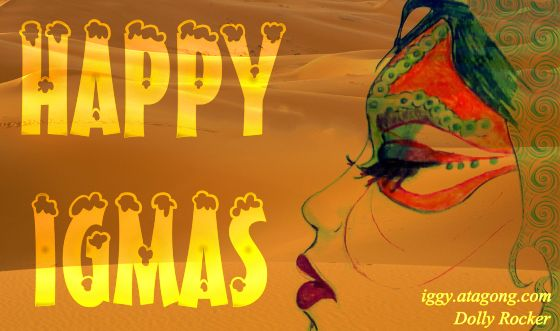 Happy Igmas 2012!