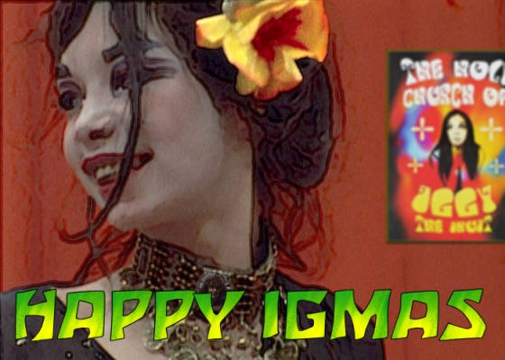 Happy Igmas 2013!