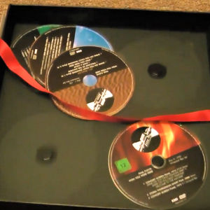 Dislocated Immersion CDs.