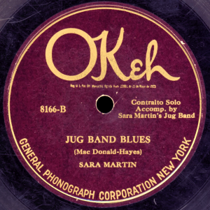 Jug Band Blues (1924)