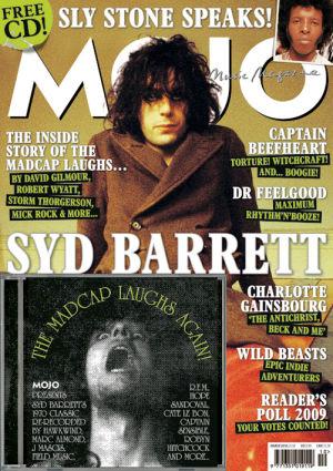 Mojo March 2010 Cover