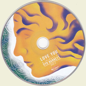 Love You CD1. Art: Matteo Regattin.