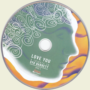 Love You CD2. Art: Matteo Regattin