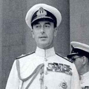 Louis Francis Albert Victor Nicholas George Mountbatten.