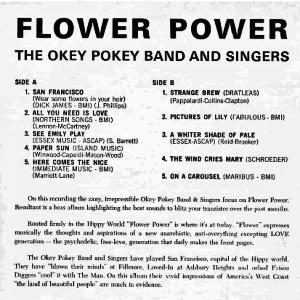 Okey Pokey tracklist (side A)