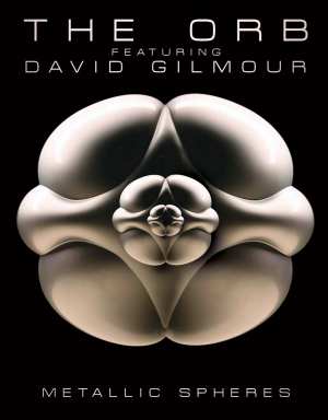 Metallic Spheres featuring David Gilmour