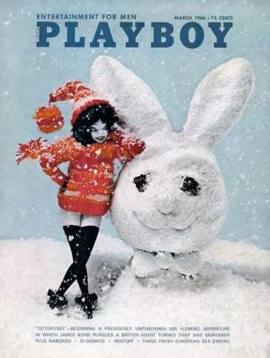 Playboy March 1966