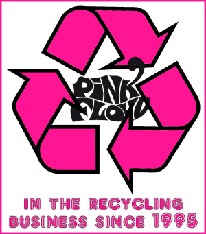 Pink Floyd Recycling