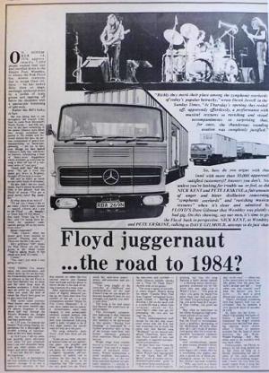 Nick Kent Floyd Juggernaut.