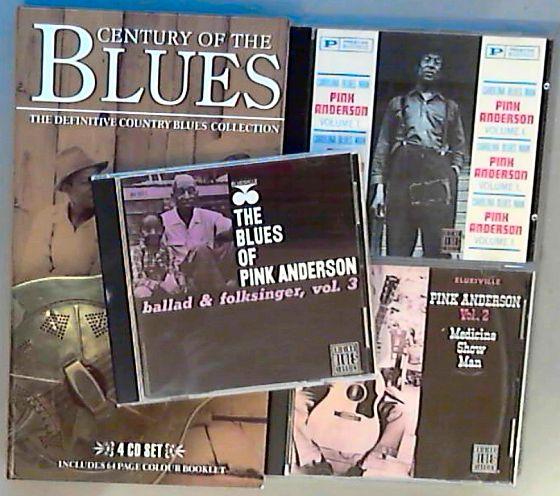Pink Anderson albums