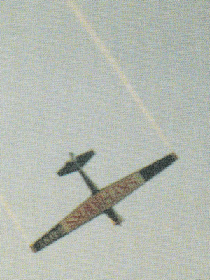 Skyhawk Stuntvlieger