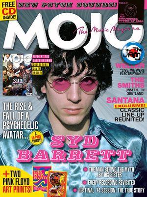 Mojo Syd Barrett special