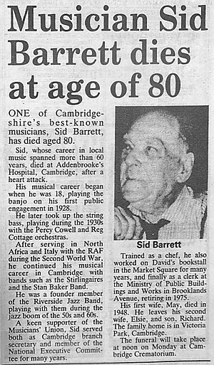 The original Sid.
