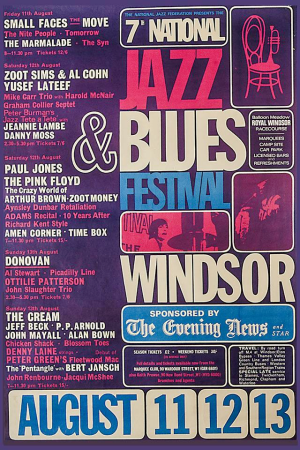 National Jazz and Blues Festival, 1967