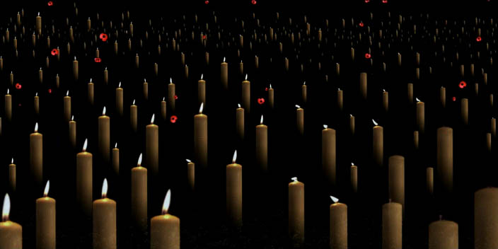 Candles, Roger Waters